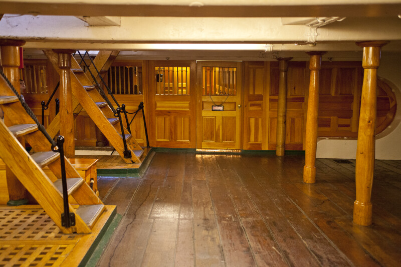A View of the Wardroom