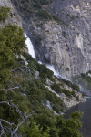 A View of Wapama Falls