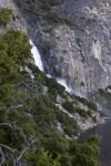 A View of Wapama Falls