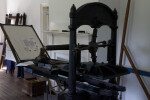 A Washington Printing Press