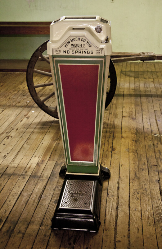 A Watling Scale Company Weighing Scale