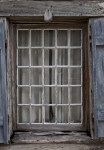 A Window with 25 Panes