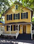 A Wood Frame Vernacular House