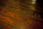A Wooden Deck on the USS Constitution