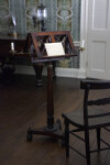 A Wooden Music Stand