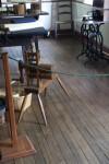 A Wooden Roller Press