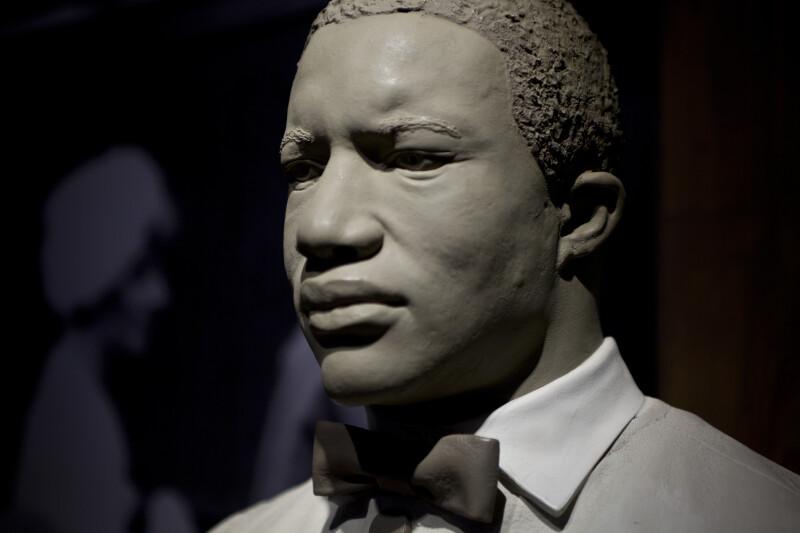 African-American Man
