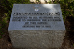 Air Force Association Marker