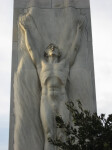 Alamo Memorial Figure