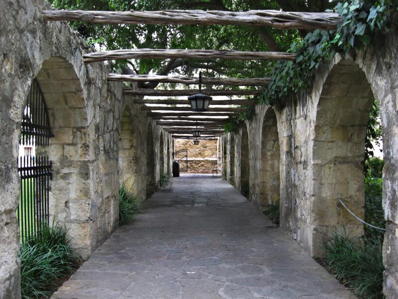 Alamo Path
