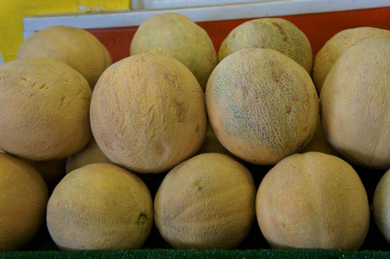 """Ambrosia"" Cantaloupes"