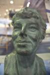 Amelia Earhart Bust