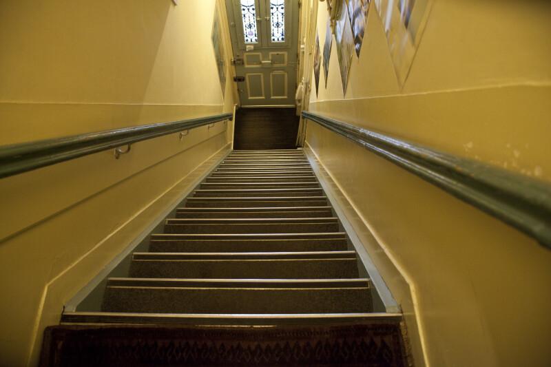 Amsterdam Stairs