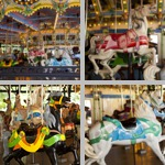 Amusement Park Rides photographs