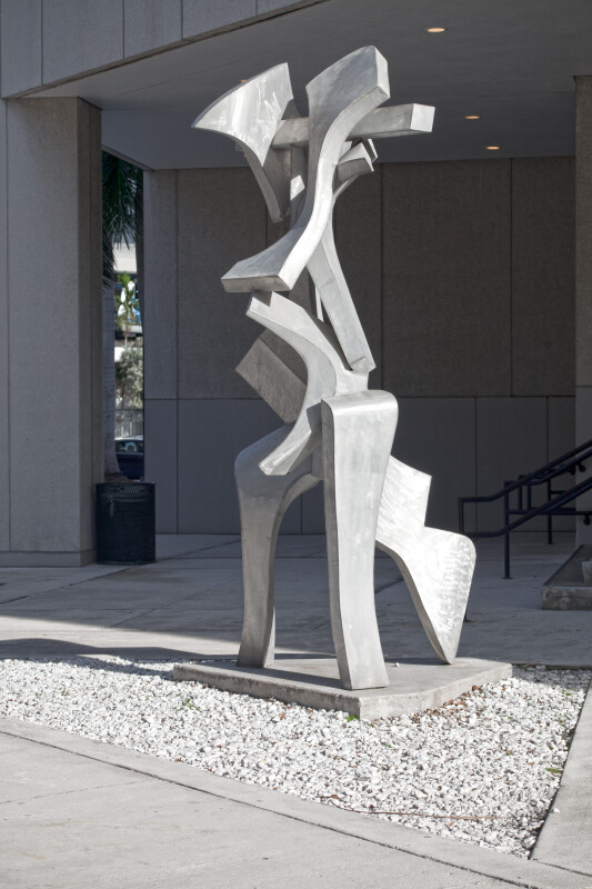 An Abstract Sculpture