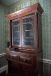 An Armoire or Secretary with Bookshelves