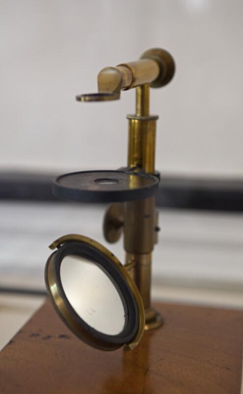 An Early Microscope