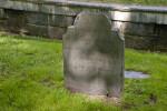 An Eighteenth Century Shouldered Tablet Headstone