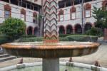 An Elevated Basin on a Fountain