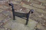 An Iron Boot Scraper