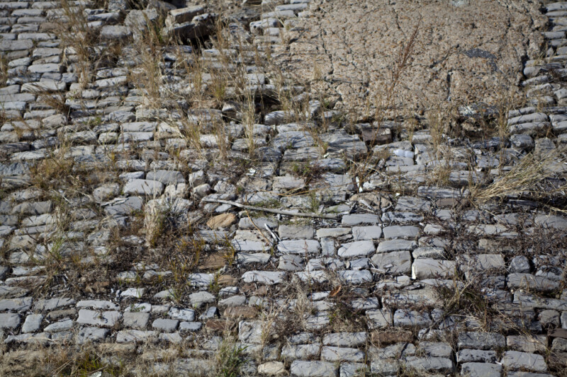 An Irregular Cobblestone Field