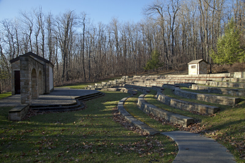 An Outdoor Amphitheater