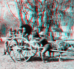 An Ox Cart Full of People