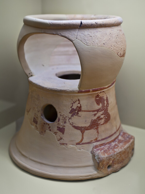 Ancient Greek Potty