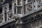Animal Sculpture on New Town Hall