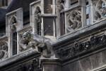 Animal Sculpture on New Town Hall