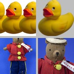 Animal Toys photographs