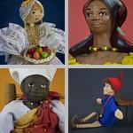 Ann E. Barron Multicultural Miniatures Collection photographs