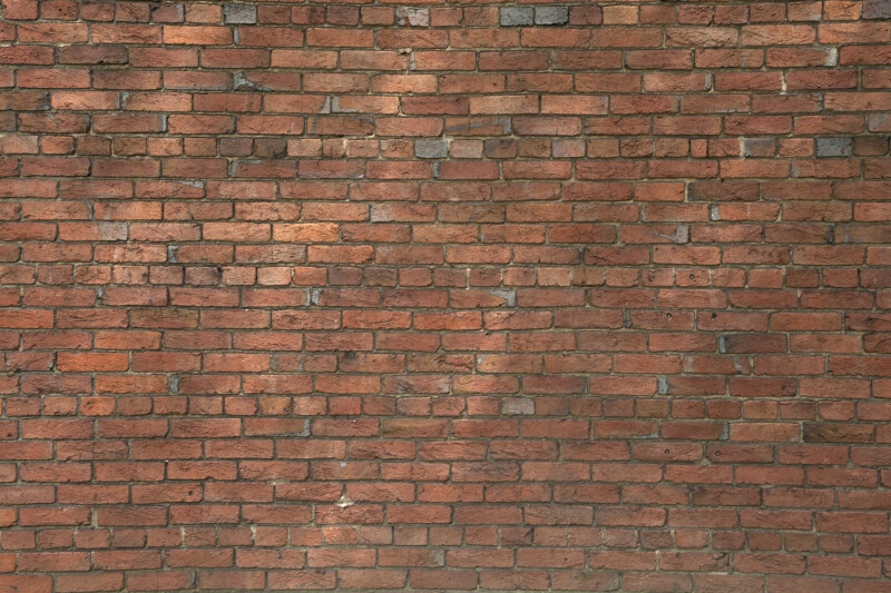 Another Common Bond Brick Wall