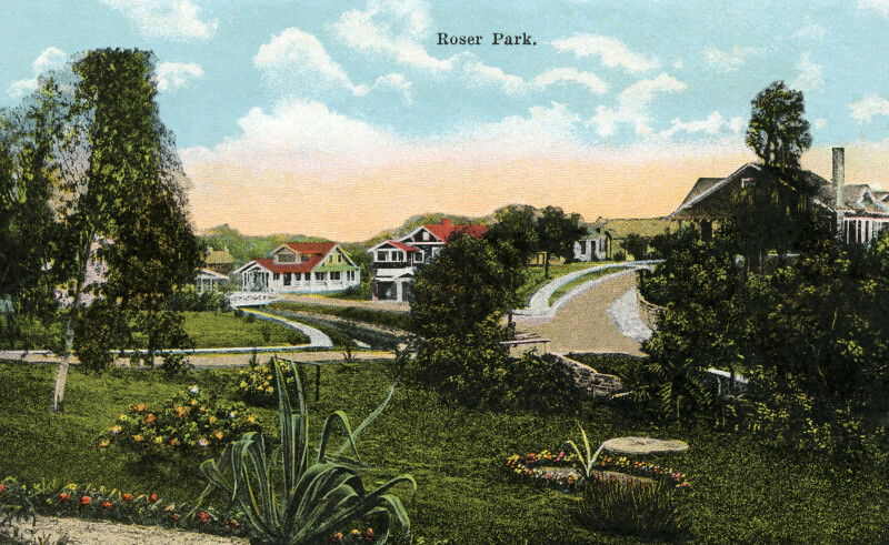 Another View of Roser Park
