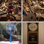 Antique Clocks photographs