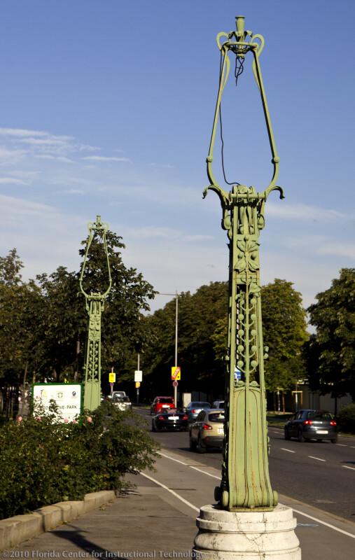 Antique Streetlamps
