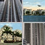Apartment Buildings photographs