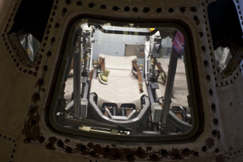 Apollo 4 Module Interior