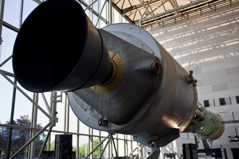 Apollo Module Rear