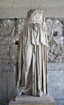 Apollo Patroos Statue at the Ancient Agora Museum
