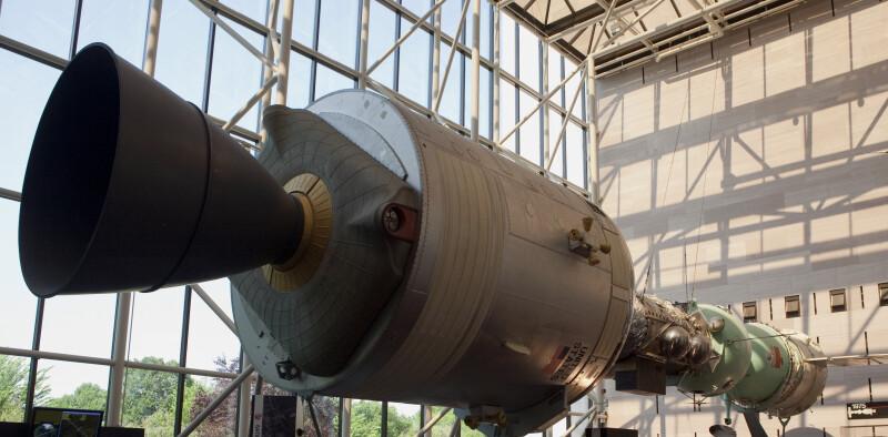 Apollo-Soyuz Rendezvous