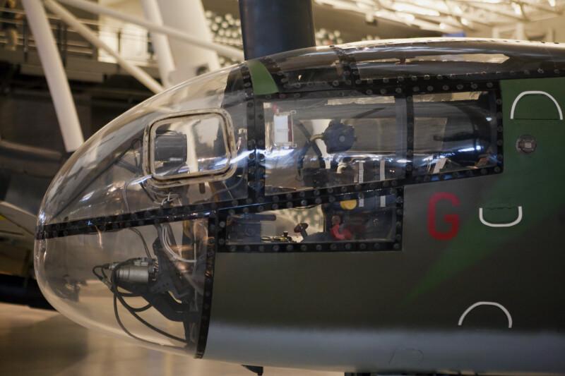 Arado Ar 234 B Blitz Cockpit