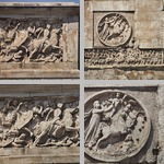 Arch of Constantine photographs