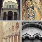 Architectural features photographs