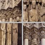 Architectural sculpture photographs