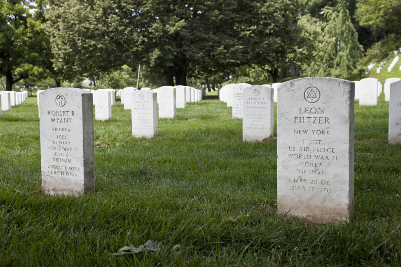 Arlington Headstones