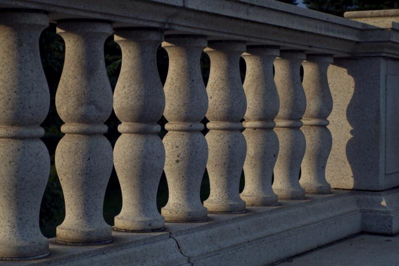 Arlington Memorial Bridge Balustrades