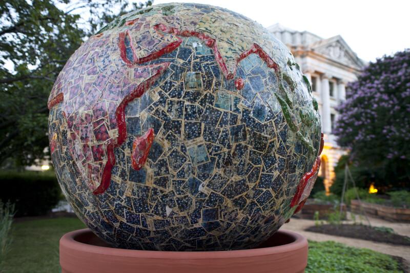 Artistic Globe