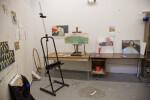 Artist's Workspace #4