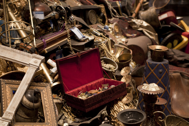 Assorted Objects at The Castle